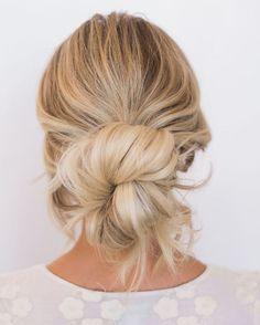 Instagram: les plus beaux chignons—Instagram @hairandmakeupbysteph