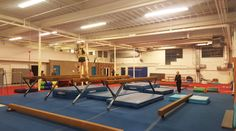 Adult Gymnastics at