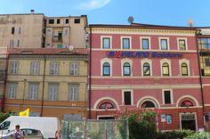 Ancona, Marche, Italy - Piazza Pertini- Palazzo Goldoni -img_8919-21 stitch by Gianni Del Bufalo CC BY-NC-SA