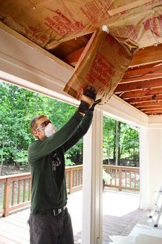 Vaulting A Ceiling In 2019 Ranch House Remodel House