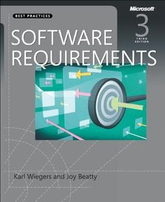 Software Requirements by Karl E Wiegers, http://www.amazon.com/dp/0735679665/ref=cm_sw_r_pi_dp_Z8l8rb0J0FMC0