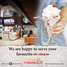 #FumoCreams - we are happy to serve your favourite ice-cream #IceCreamParlourInDelhi #SmokeIceCream #ColdRollIceCream #IceCrreamShakes #LiquidNitrogenIceCream