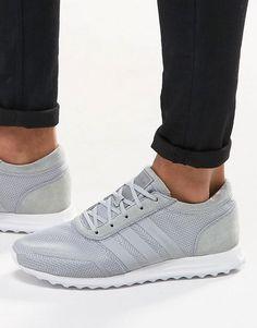 adidas+Originals+Los+Angeles+Trainers+In+Grey+S31530