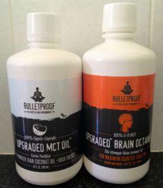 Brain Octane Oil Versus Upgraded MCT Oil