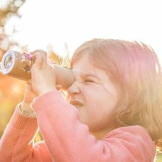Homemade telescopes can be easy, fun AND functional!! Most kids online telescope…