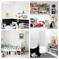 10 scandinavian style kids rooms Do you like Scandinavian style? Take a look at my guest post on Decopeques You will find a lot of inspiration. Baby Room Decor, Nursery Room, Girl Room, Girls Bedroom, Scandinavian Style, Scandinavian Kids Rooms, Kids Corner, Kid Spaces, Kids Decor