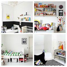 10 scandinavian style kids rooms