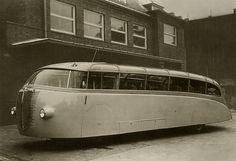 1935 Büssing NAG 375T