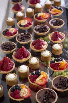 Assorted Dessert Tarts