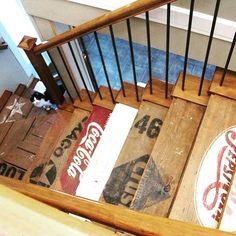 77 Meilleures Images Du Tableau Escaliers Decores Escaliers