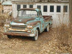 big Chevrolet vintage truck