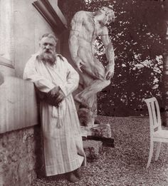 As Paris marks 100 years since the death of Auguste Rodin, we visit the city's back streets where he started out, and grand the belle époque palaces where he ended up