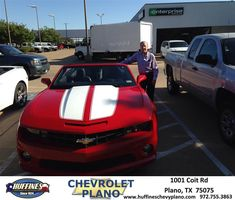 #HappyBirthday to Kenneth from Travis Kilcullen at Huffines Chevrolet Plano!  https://deliverymaxx.com/DealerReviews.aspx?DealerCode=NMCL  #HappyBirthday #HuffinesChevroletPlano