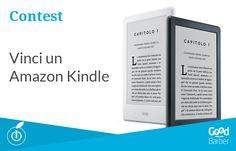 Il contest di fine estate di Apple Zein e GoodBarber. Partecipa e vinci un Amazon Kindle!