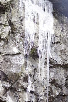 Wasser vom Berg