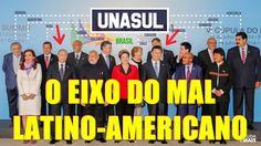 PÁTRIA GRANDE: O FIM DO BRASIL?