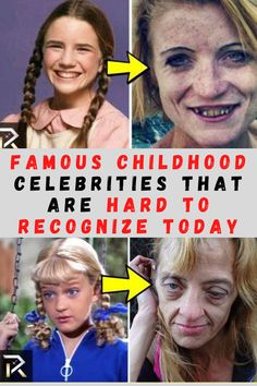 Famous Childhood Celebrities That Are Hard To Recognize Today Celebs, Celebrities, Childhood, Infancy, Foreign Celebrities, Celebrity, Famous People, Famous People, Early Childhood