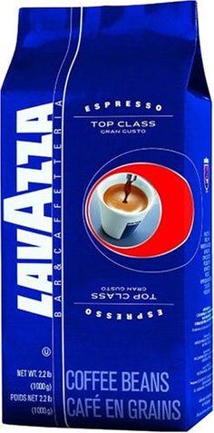 Lavazza Top Class Whole Bean Espresso, 2.2-Pound Bag Lavazza http://www.amazon.com/dp/B0002E2G06/ref=cm_sw_r_pi_dp_b6Czvb0KXD1PW
