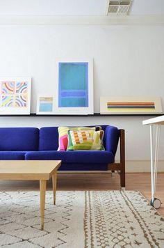 Móveis Coloridos: 63 Fotos, Inspirações e Passo a Passo