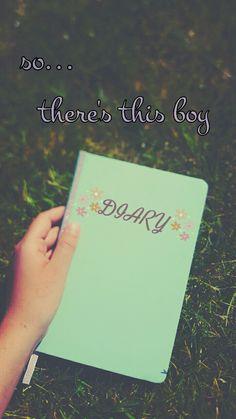 #love #boy #inlove #diary #thisboy