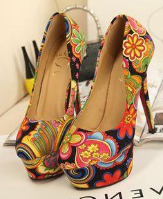 Модная обувь на платформе – 201918 изоражения