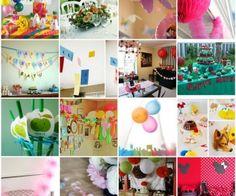 Παιδικό πάρτυ στο σπίτι