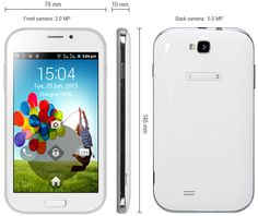 This phone will only work with GSM+WCDMA network Network type: GSM Frequency: GSM850/900/1800/1900MHz Unlocked for Worldwide use, please check if your local area network is compatible with this phone  Highlights: Type: Touch screen phone  Color: Gray OS: Android 2.3 CPU: SP6820A 1GHz GP... Click on Picture to go to Store