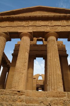 440-430 A.C.  Valle de los Templos  Agrigento, Sicilia, Italia  Photo: 2011.09(Autor : Estudio Mano)