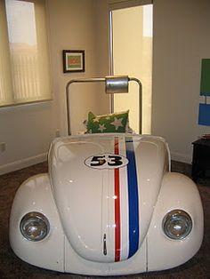 VW Bug Bed