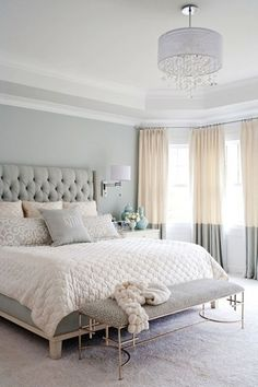 Five Tips for a Light and Dreamy Bedroom - The Chriselle Factor