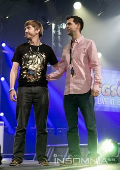 Trott and Lewis - - Multiplay Insomnia55 - The Yogscast Gameshow | by multiplay