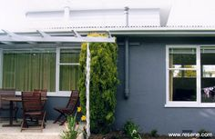 Paint Home Exteriors, Trims & Joinery - Inspiring Ideas from Resene