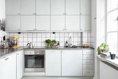 Post: Pequeño piso diáfano con 3 alturas ---> espacios pequenos, estilo nordico, distribucion diafana, decoracion interiores, decoracion dormitorios, decoracion de salones comedores, cocinas modernas blancas