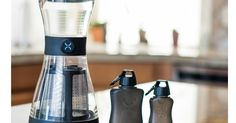BodyBrew's Bod coffee system is a cold-brew maker with portable elements, so you…
