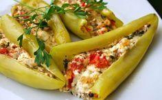Συνταγή: Πολίτικες γεμιστές πιπεριές με πλιγούρι