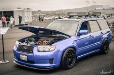 Beauiful Forester STi