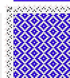 draft image: Page 310, Figure 1, Orimono soshiki hen [Textile System], Yoshida, Kiju, 4S, 4T