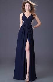 4d74965969edc Resultado de imagen para vestidos para grados largos Vestidos Azules