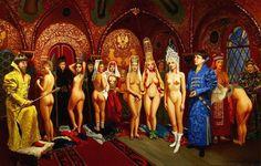 The Choice - Art by Vera Donskaya