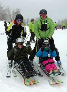 Winter Brings Opportunities for Inclusive Recreation | Hilltown Families