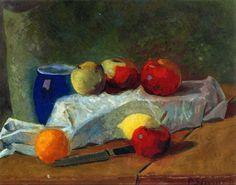 Apples & Lemons by Paul Serusier