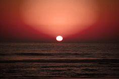 Sunsetting in Mazatlan - Sherry Dooley