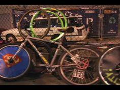 Seattle Bike Polo grew out of the local bike messenger scene.