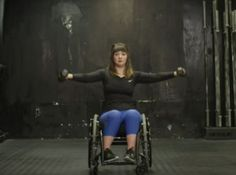 A new app offers accessible workouts for people with disabilities: http://ift.tt/2o08NCp