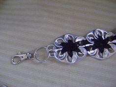Ficha Pop Pinwheel flor cintura Hipster correa w/Swivel
