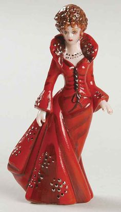 "Royal Doulton GLAMOUR GIRLS FIGURINE ""Rachel"" 7408781."
