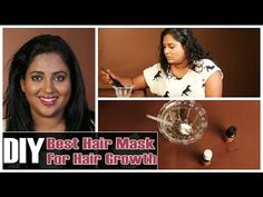 Can A Hair Mask Actually Boost Hair Growth? 5 All-Natural Remedies To Get Rid Of Hair Problems