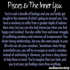 pisces inner you
