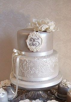 diamond wedding anniversary cakes - Google Search