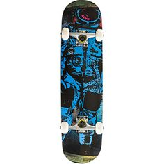Standard Skateboards - Cal Seven Complete Astronaut Popsicle Double Kicktail Skateboard *** Want to know more, click on the image.